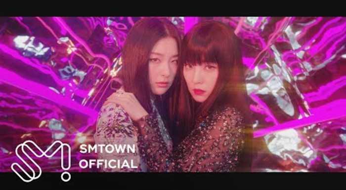[THEQOO] RV Irene & Seulgi'nin 'Monster' klibi çıktı