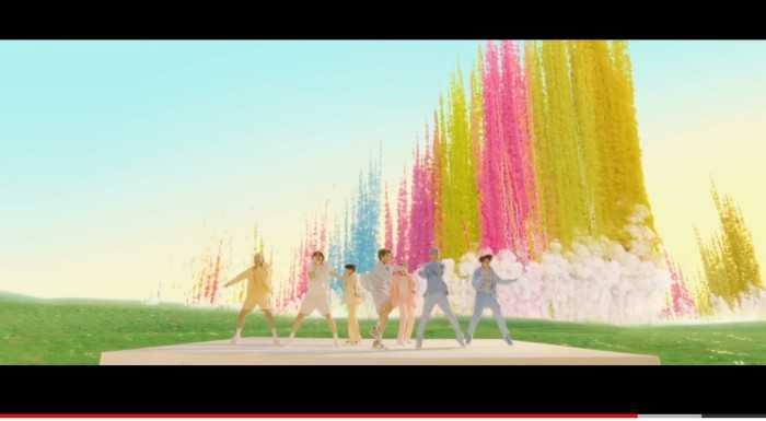 [THEQOO] BTS 'Dynamite' klibi 24 saat 27 dakika içinde 100 milyon izlenmeye ulaştı