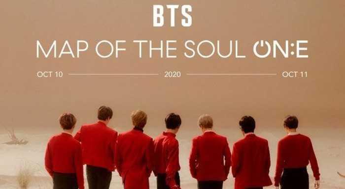 [THEQOO]BTS Ekim ayındaki konserini duyurdu
