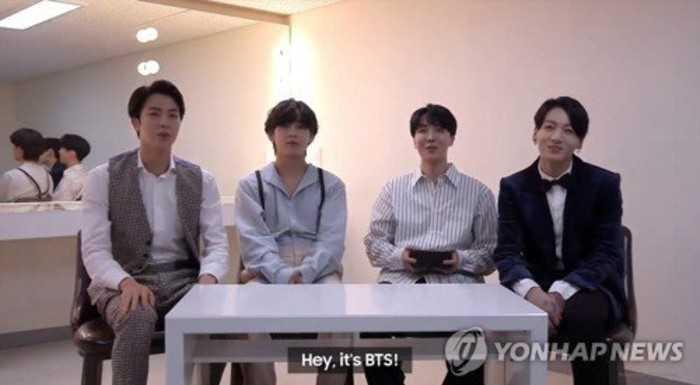 BTS, Samsung'un yeni telefonunu tanıttı