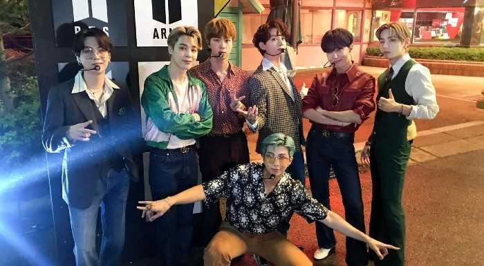 [THEQOO] BTS'in 'America's Got Talent' performansı