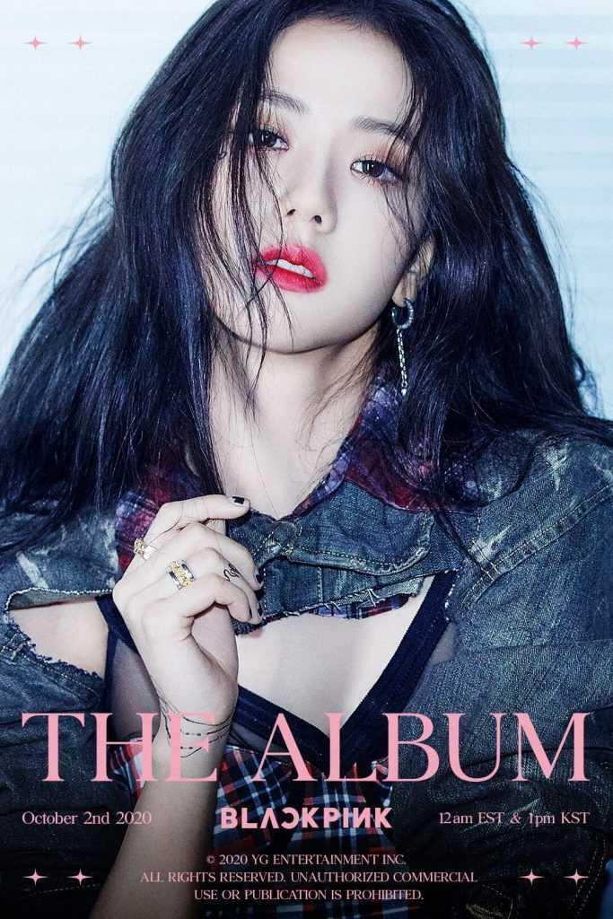 [THEQOO] Jisoo ve Jennie'nin 'The Album' teaserları çıktı