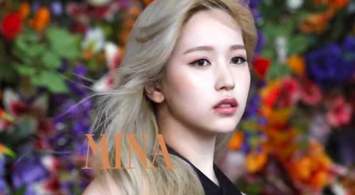 [THEQOO] Twice Mina'nın albüm fotoğraf çekimlerindeki güzelliği büyüledi