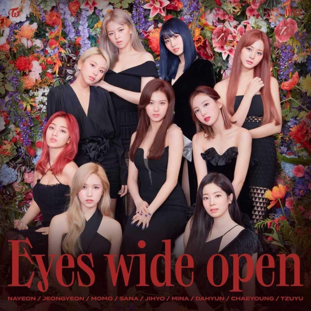 [THEQOO] Twice 'Eyes Wide Open' albümü teaserlarında zarif görünüyor
