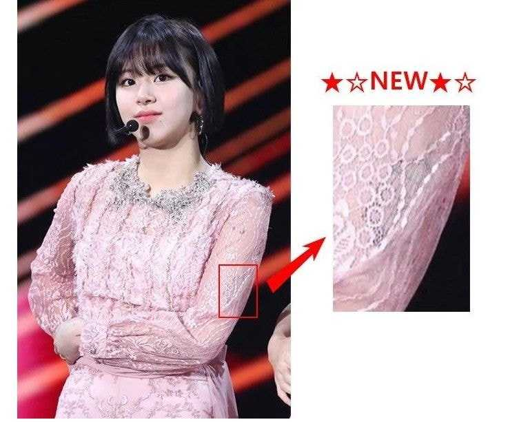 twice chaeyoungs tattoos 3