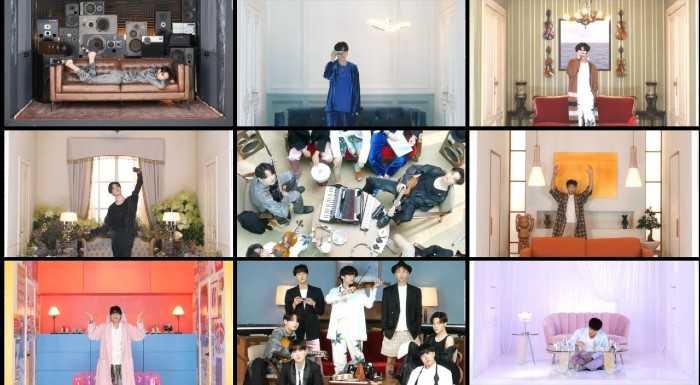[THEQOO] BTS'in yeni albümü 'BE' konsept videosu (Oda versiyon)
