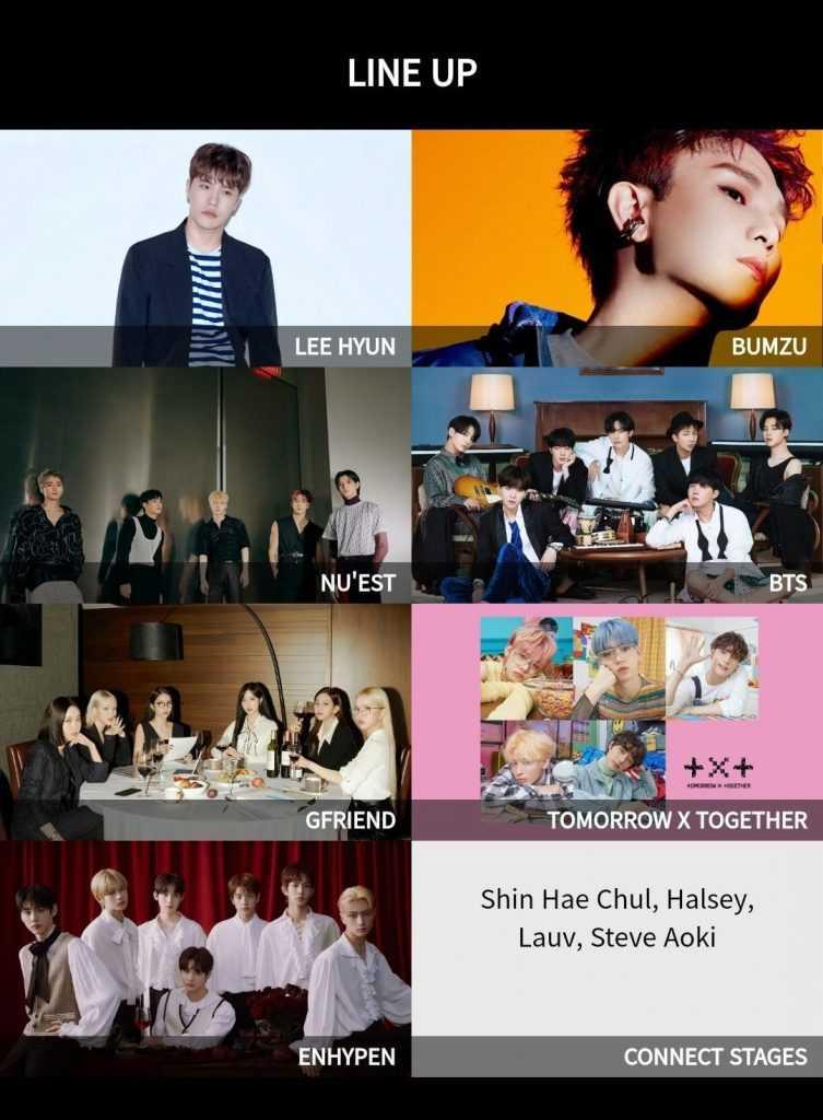 big hit labelss online concert 1
