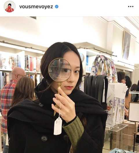 [PANN] Krystal'in yeni Instagram fotoğrafları beğeni topladı