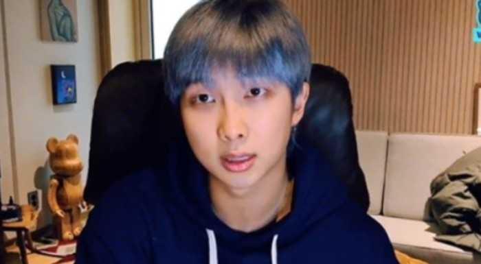 RM eğlencesine TOEIC sınavına girdikten sonra aldığı puanı açıkladı