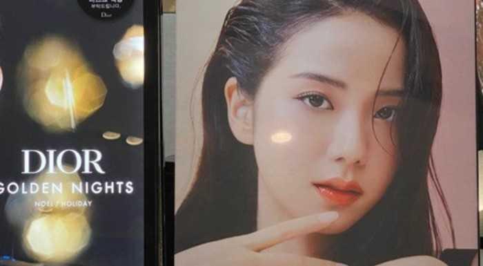 [PANN] Lüks makyaj markalarının modelleri olan Black Pink üyeleri