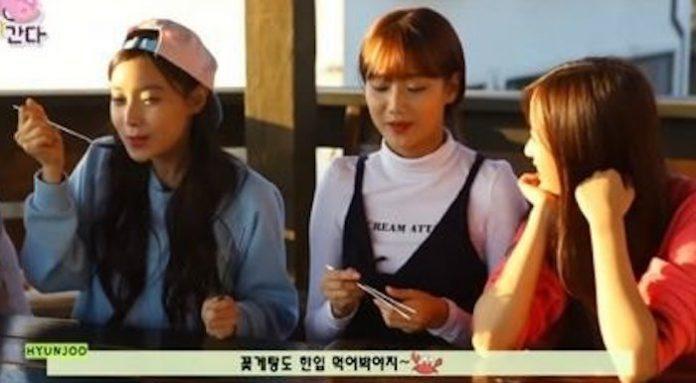 [THEQOO] April üyelerinin Hyunjoo'ya yaptığı zorbalığı gösteren anlar?
