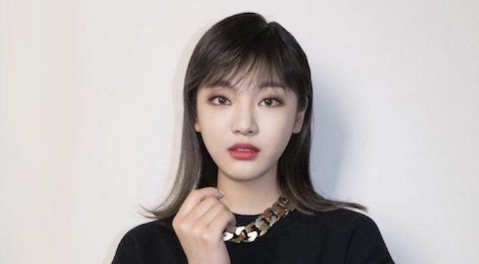[THEQOO] aespa Ning Ning'in yeni saç stili