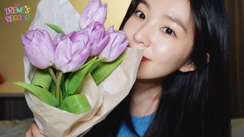 irene who uploaded her video after a long time 2