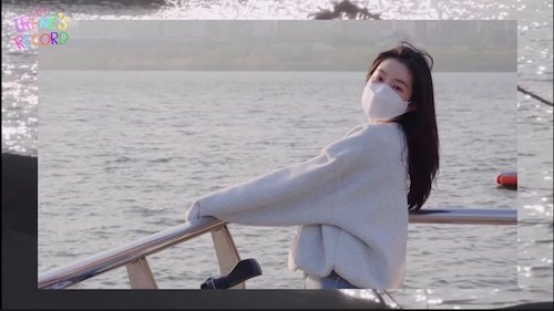 irene who uploaded her video after a long time 8