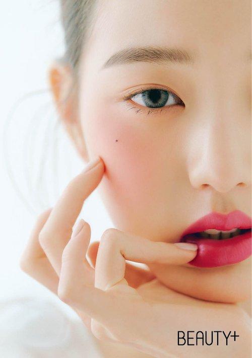 jang wonyoung x laura mercier beauty pictorial 2