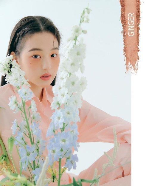 jang wonyoung x laura mercier beauty pictorial 3