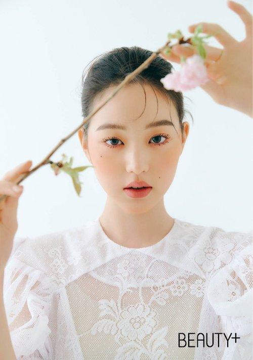 jang wonyoung x laura mercier beauty pictorial 6
