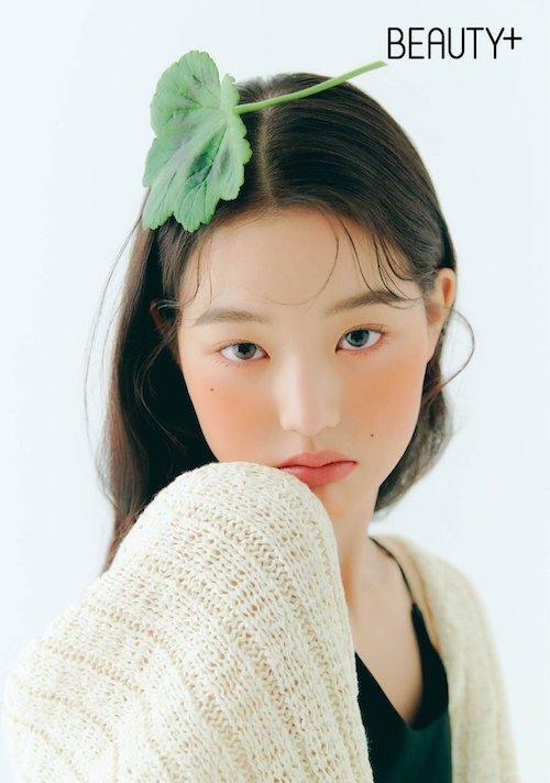 jang wonyoung x laura mercier beauty pictorial 7