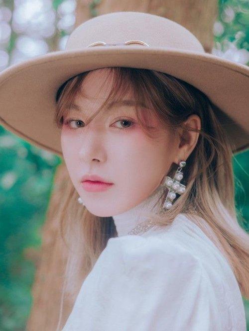 [THEQOO] Wendy'nin yeni egzotik imajı