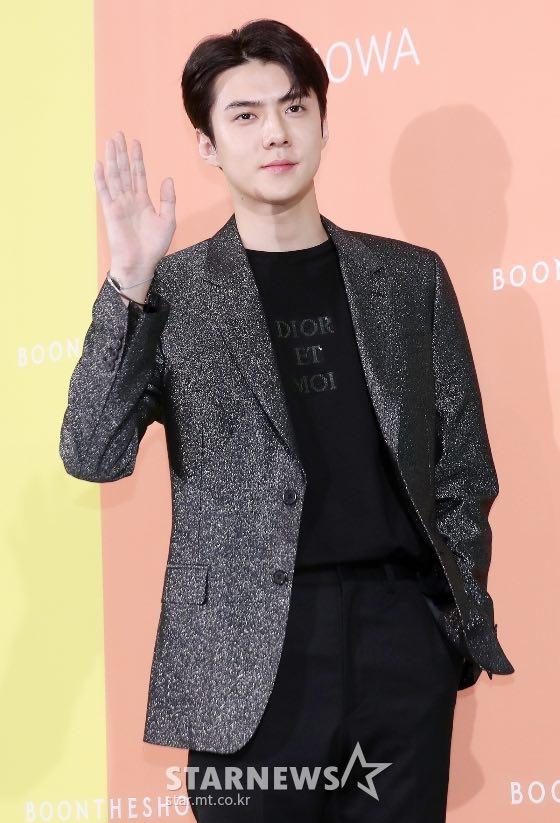 [THEQOO] Sehun 'Now, We Are Breaking Up' dizisinde oynayacak