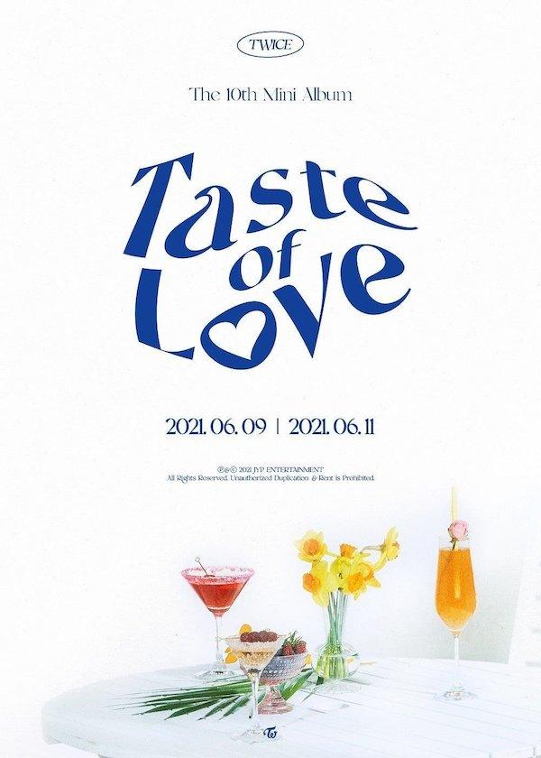 twices 10th mini album taste of love teaser 2
