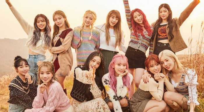 insiders say that cj enm has started talks for izones re debut