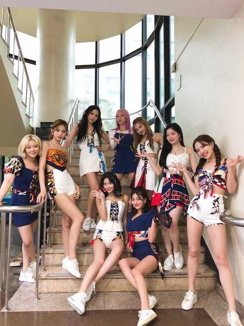 twices new promotional outfits seem to be inspired by luxurious scarves 3