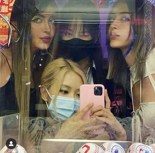 rose and jennies whereabouts in la today 1
