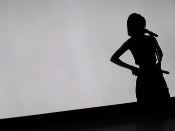 the silhouettes of jyps rookie girl group were released 1