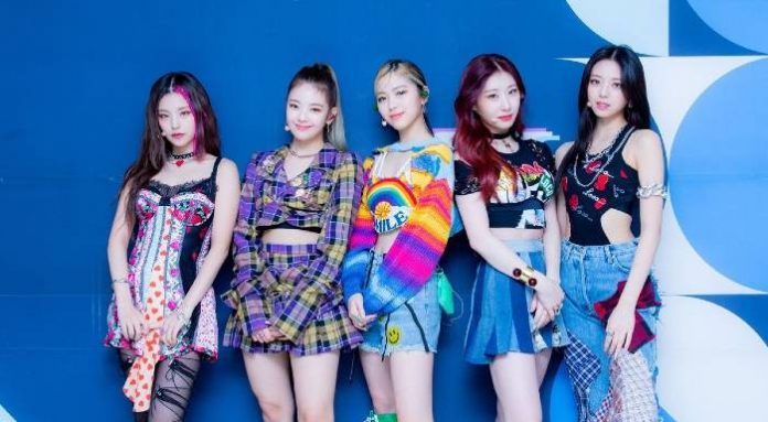 itzys inkigayo outfits 1